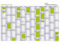 Faschingsferien Baden Württemberg 2017 - kalender 2015 bayern mit ferien als excel oder pdf