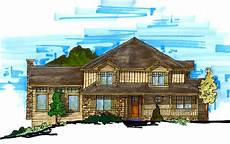 homehardware house plans rustic craftsman home plan 9507rw architectural