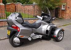 can am trike file bombardier can am spyder trike flickr mick