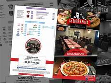 boite a pizza montauban cr 233 ation d illustration graphiste freelance