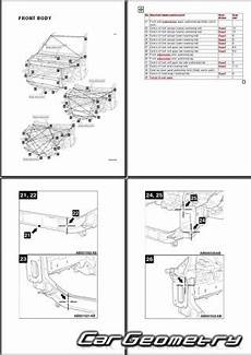 hayes auto repair manual 2003 mitsubishi outlander seat position control кузовные размеры mitsubishi outlander ii xl с 2006 2009 body repair manual