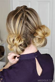 Hairstyles Low Buns
