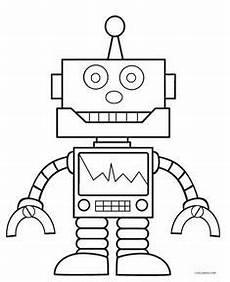 Malvorlagen Roboter Free 7 Beste Ausmalbilder Roboter Kfroboter Bastelbogen