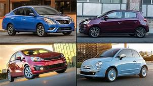 20 Cheapest Cars For Sale In The US