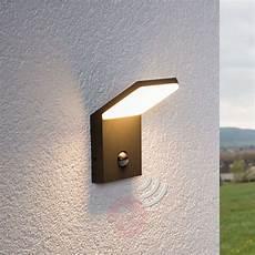 applique exterieur led avec detecteur applique ext 233 rieure led nevio 224 d 233 tecteur luminaire fr