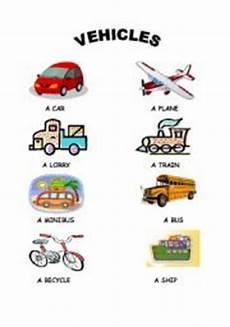 worksheets on vehicles 15217 vehicles esl worksheet by hilalcm