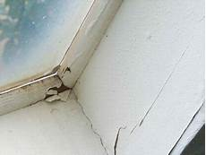 leaking or stains by skylights buyers ask