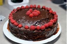 Schoko Himbeer Kuchen - veganmofo 2014 rezept himbeer schoko mud cake avilia