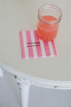 servietten selber drucken anleitungen how to print on paper napkins servietten bedrucken