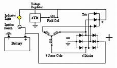 microcontroller how to monitor an alternator exciter