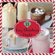 11 easy christmas drinks allfreecopycatrecipes com