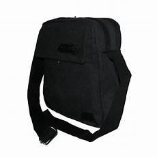 jual tas selempang sling bag casual pria polo army 2p 600017 hitam di lapak arem agascy
