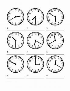 time worksheets and activities 2904 telling the time worksheet