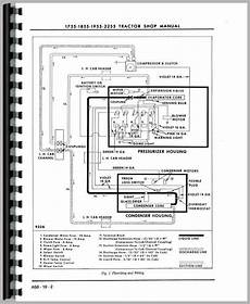 Oliver 1855 Tractor Service Manual