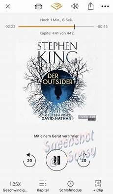Stephen King Der Outsider - sunsys geh 246 rt der outsider stephen king