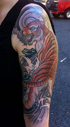 150 eye catching tiger tattoos an ultimate guide july 2020