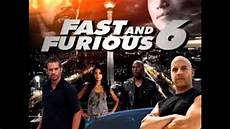 Fast And Furious 6 Trailer 2013