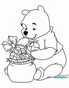 disney easter coloring pages 2 disneyclips