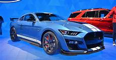 2020 ford mustang shelby gt500 debuts at 2019 detroit auto