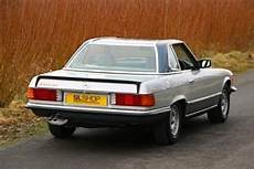 how to learn about cars 1984 mercedes benz s class user handbook classic 1984 mercedes benz r107 500 sl for sale classic sports car ref warwickshire