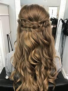 braided half up half down prom hair braids for hair
