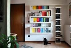 libreria verticale ikea libreria a zig zag recreathing