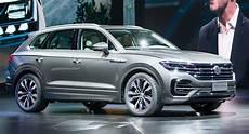 2019 Volkswagen Touareg V8 Tdi R Line 2019 2020 Volkswagen