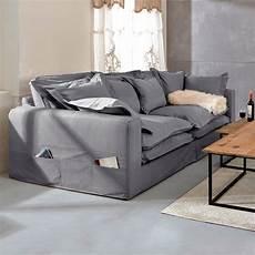 mirabeau katalog bestellen sofa carcassonne grau bezug aus baumwolle
