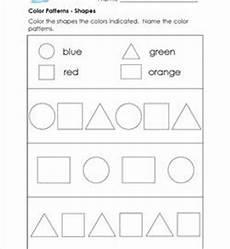 patterns shapes worksheets 241 patterns worksheets for kindergarteners a wellspring
