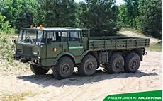 tatra 813 truck panzer power die panzerfahrschule