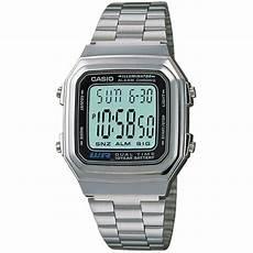 casio uhr a178wea 1a retro digitaluhr armbanduhr herren
