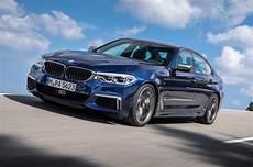 2018 Bmw M550i Xdrive Drive Review Automobile Magazine