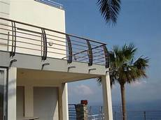 ringhiere terrazzo ringhiera moderna vela area d