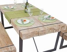 esszimmertisch massivholz esszimmertisch rustikal massivholz 180x90cm jamb ch