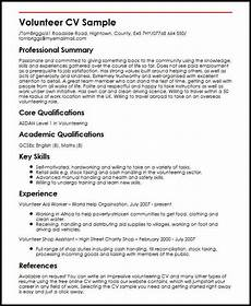 how to write a resume using volunteer experience how to
