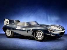 1955 Jaguar D Type Race Racing Supercar Retro D Wallpaper