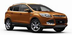 2015 Ford Kuga Diesel Gets More Power More Torque