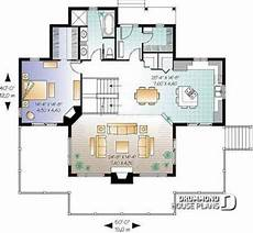 bungalow house plans with walkout basement house plans family walkout basement 59 ideas house plans