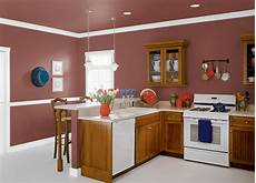 spiced berry kitchen colors behr paint kitchen remodel