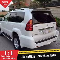 how cars engines work 2004 lexus gx on board diagnostic system for lexus gx470 spoiler gx470 abs material car rear wing primer color rear spoiler for lexus