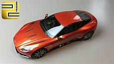 1 18 aston martin db11 top speed models cinnabar orange youtube