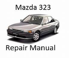 electronic throttle control 1991 mazda familia navigation system mazda 323 protege bg 6th generation repair manual