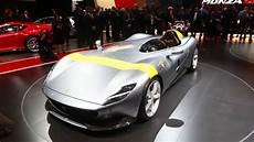 Monza Sp1 - monza sp1 sp2 speedsters arrive in style for
