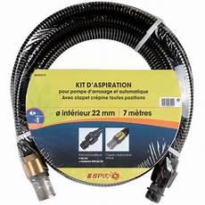 Kit D Aspiration Pour Pompe D Arrosage Manutan Fr