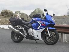 2010 Suzuki Gsx650f Abs Motorcycle Review Top Speed