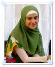 Kerudung Artis Model Jilbab Marshanda Lengkap