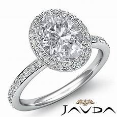natural oval cut diamond vintage style engagement ring gia f vs2 platinum 2 ct ebay