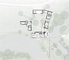 lake flato house plans site and landscape plan by lake flato architects modern