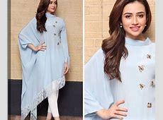 Sana Javed Biography   Pakistani dress design, Tunic