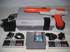 nes console nintendo entertainment system nes